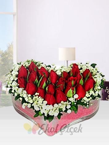 Kalp İçinde Güller