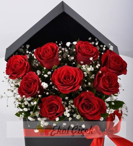 Kırmızı Siyah Aşk