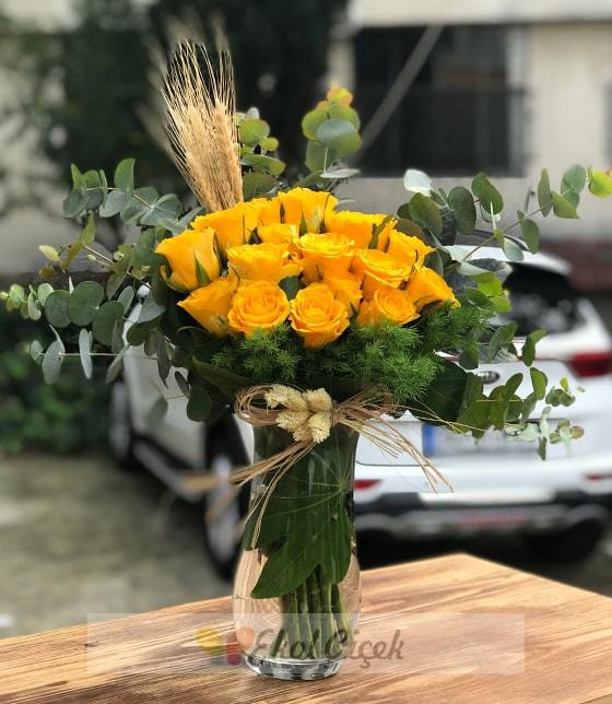 Samsun Sarı Güller